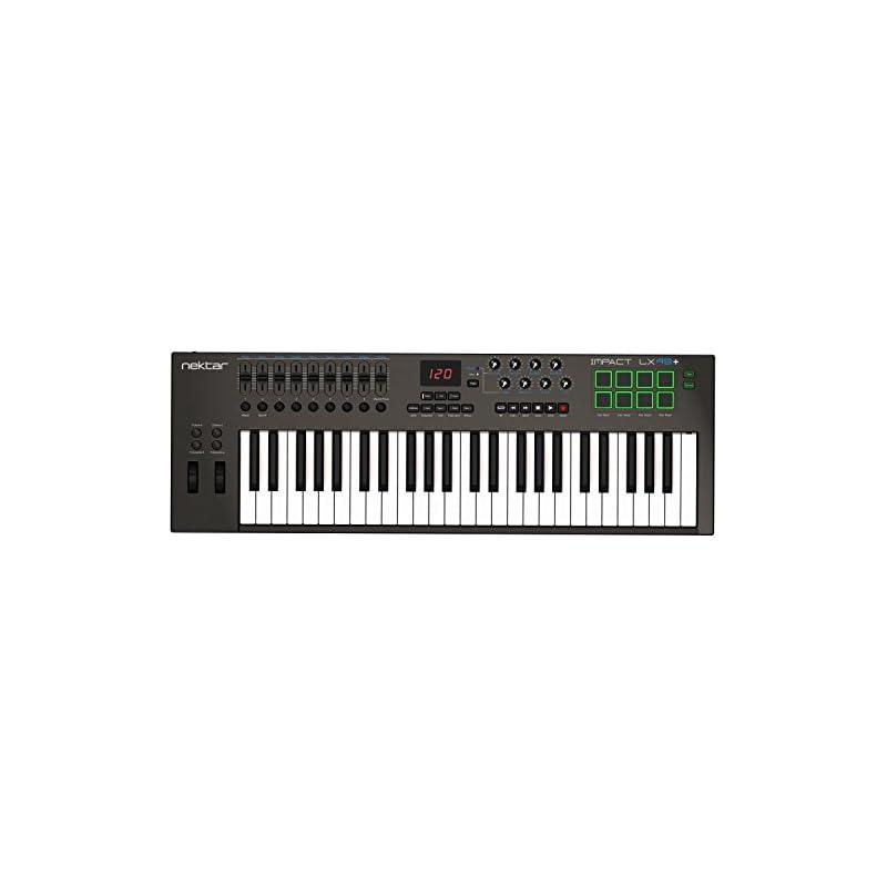 nektar-impact-lx49-keyboard-controller