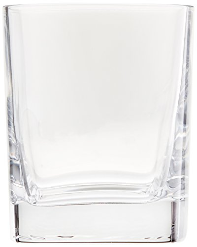Luigi-Bormioli-Strauss-Whisky-Rocks-Glass-9-34-Ounce-Set-of-6