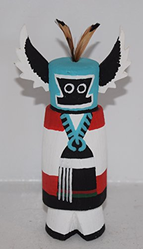 Grace Pooley Collectible Route 66 Hopi Crow Mother ()