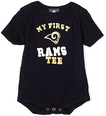 NFL St. Louis Rams My First Tee Onesie Infant/Toddler Boys'