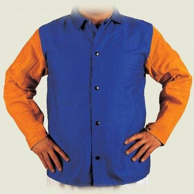 Rawhyde Frontier Leather - Rawhyde Frontier™ Hybrid Welding Jackets - 2X-Large