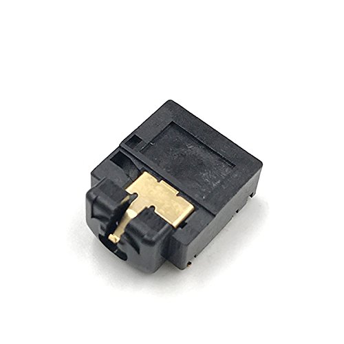 3.5mm Headset Jack Headphone Plug Port Connector Socket Replacement for Xbox One Slim S Wireless Controller Repair Part