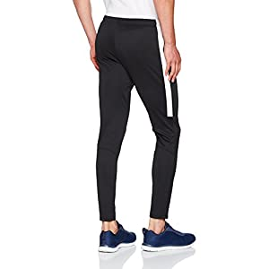 NIKE Men's Dry Academy Pant, Black/Black/White/White, Large
