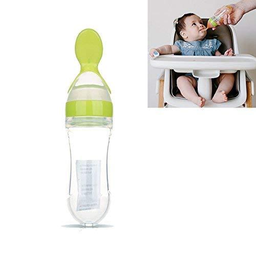新しいエルメス AOLVO BabyシリコンスプーンFeeder Bottleスプーン BPAフリー90 ml ml 3オンス100 %食品グレードInfantシリコンFeeding Bottleスプーン AOLVO ピンク 6025779959452 ピンク B0786HM533, 東カガワ市:7f0ec6d0 --- beyonddefeat.com