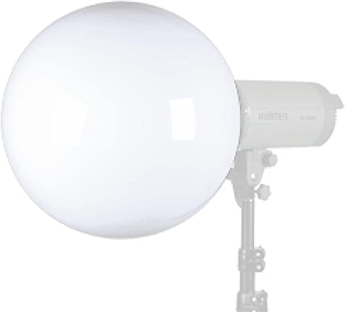 Walimex 40cm Universal Spherical Diffuser For Electra Camera Photo