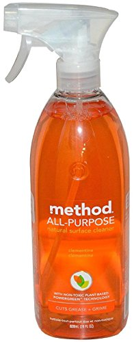Method All Purpose Cleaning Spray 28oz, Clementine