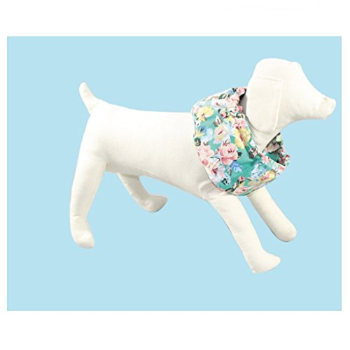 Stock Show Dog Cooling Bandana, Pet Dog Adjustable Ice Chill Out Collar Scarf for Summer, Green - Collar Show Green Dog