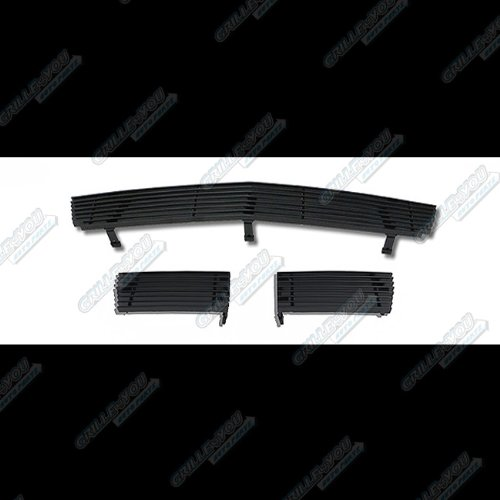 03 Bumper Insert Grille Grill - 7