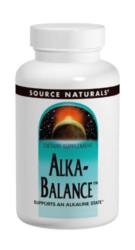 (Source Naturals Alka-Balance, 60 Tablets)