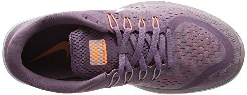 Fog White Nike Lilac Dust Flex Rn 2017 ice Purple plum Women's Violet Trainers pUqBap