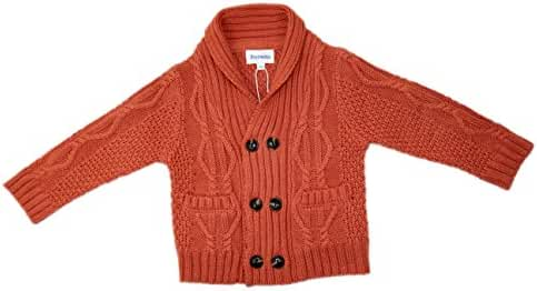 DOYOMODA Baby Boys Sweater With Cable