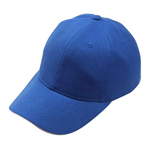 Hat 1pc Baseball Hat Women Men Baseball Cap Hip-Hop Adjustable Hats Fashion Accessories,B ()