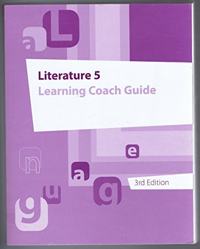 Literature 5 - Learning Coach Guide