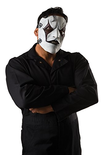 Rubie's Men's Slipknot Jim Face Mask, Multi, One Size