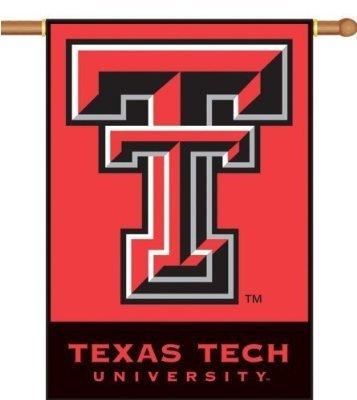 テキサスTechレッドRaiders両面28