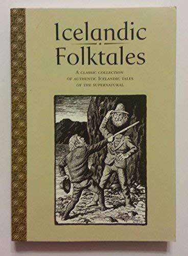 Icelandic Folktales Alan Boucher