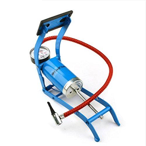 Coolchange 自転車 高圧ペダルポンプ 多機能インフレーター   B00WF39XEY