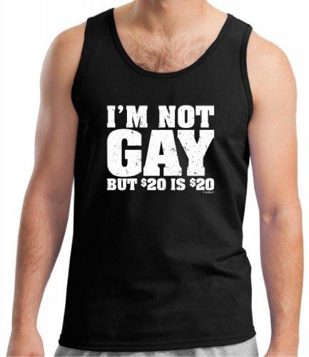 Not Gay Bucks Tank Top
