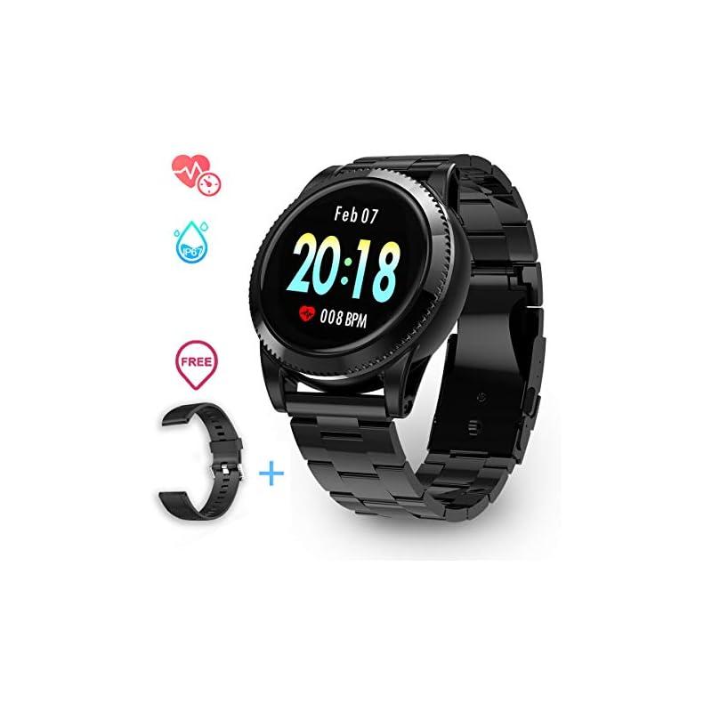 Sports Smart Watch for Men Women, GOKOO