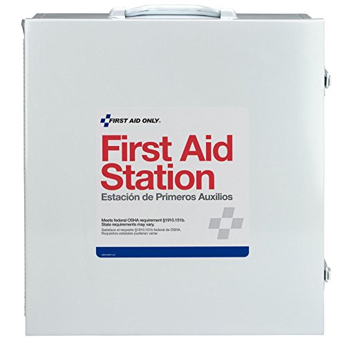 First Aid Only 100 Person 3 Shelf First Aid Steel Cabinet by Pac-Kit (Image #2)