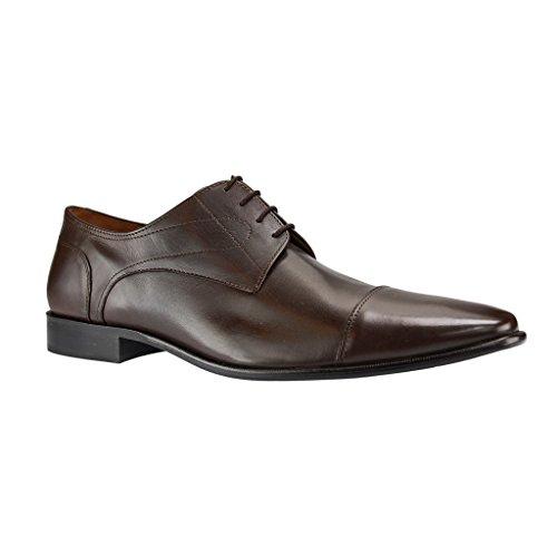 Manz Essex 113033-12, Scarpe basse classiche uomo Marrone