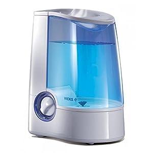 New Vicks Warm Mist Humidifier with Auto Shut-Off good health breath