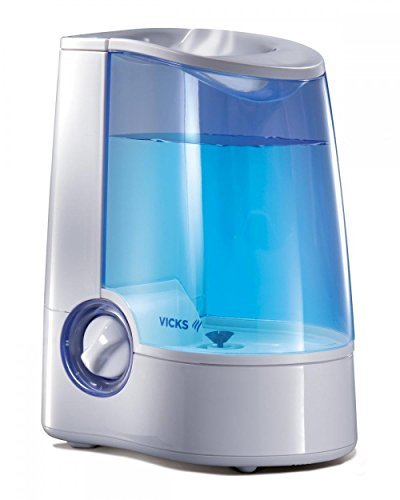 New Vicks Warm Mist Humidifier with Auto Shut-Off good health breath