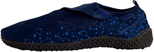 Zapatos de agua AQUA-SPEED de surf/zapatos/zapatillas 15-2014 negro/azul