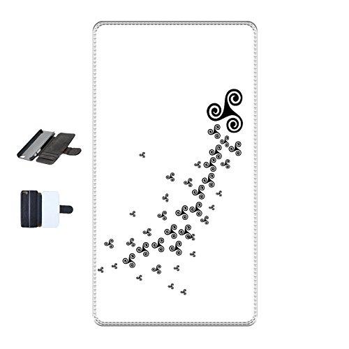 Housse Iphone 5-5s-SE - Filet de Triskells