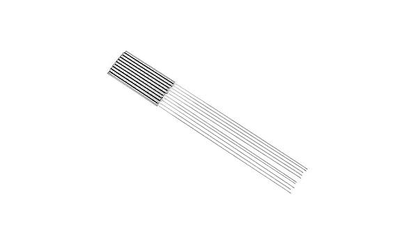 Agujas de Limpieza, 10 Piezas/Caja 0.4mm Boquilla de Limpieza para ...