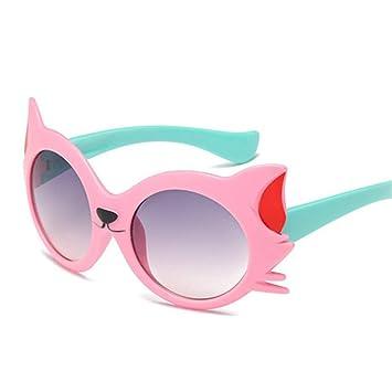 ZHAOSHUANN Gafas de sol Gafas De Sol para Niños Niños Niñas ...
