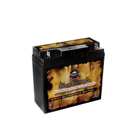 12V 20AH Sealed Lead Acid Rechargeable Battery - T3 Terminals - Replacement for Champion Generator 9000 7000