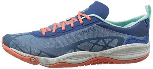 Soar Merrell tahoe Blue Mujer Allout Azul 8vvq5w74