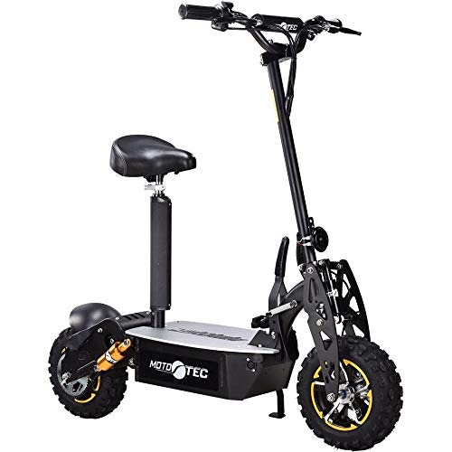 Pad 12 V-kick (2000W 48V Adult Electric Scooter with Adjustable Seat,Economical Mode Selection and Foldable Design,Strong Carrying Capacity and Ultra-Lightweight 2 Wheels Scooter)