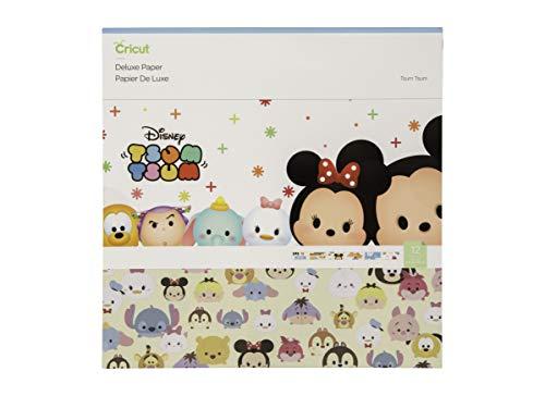 Cricut Deluxe Paper, Disney, Tsum]()