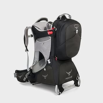 Osprey Black Poco AG Plus Child Carrier