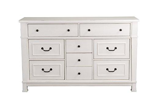 Standard Furniture 91609 Chesapeake Bay Dresser, 64