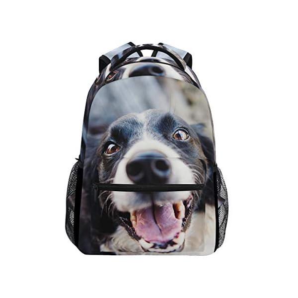 DXG1 Zaino Donna Uomini Ragazzo Ragazzo Borsa Scuola Animale Canine Portafoglio Viaggio College Spalla Grande Capacità… 1 spesavip