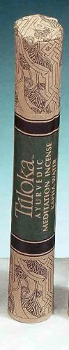 Kapha Water (Green) Sticks - Triloka Ayurvedic Meditation Incense