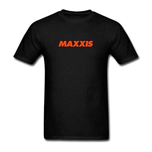 XIULUAN Men's Maxxis BMX Logo T-shirt Size M ColorName Short (St Martin Bmx)
