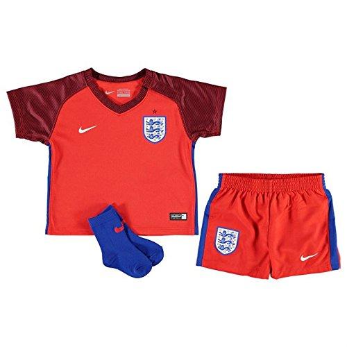 2016-2017 England Away Nike Baby (England Soccer Kit)