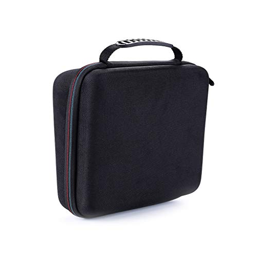 oukery Hard EVA Storage Case Travel Carrying Bag Protective Cover Pouch for Brother P-Touch PT-D210 Label Maker Accessories