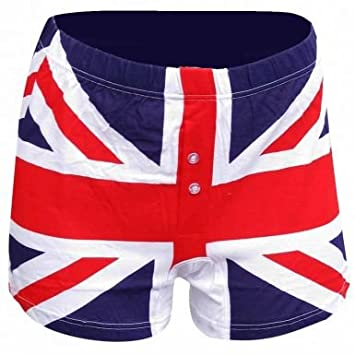Mens Union Jack Trunks New Look Clearance Shop xXccv5Hq