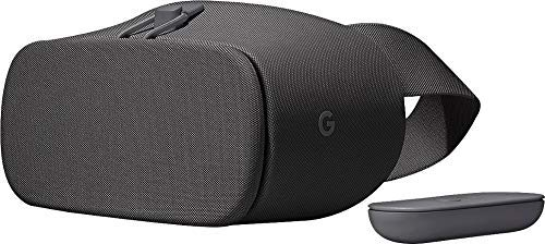 Google Daydream View VR Headset 2nd Generation for Pixel 2, 2XL 3, 3XL (Charcoal Gray) by Google