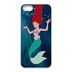 Little Mermaid II, The Return to the Sea iPhone 4 4s Cell Phone Case White NRI5114393