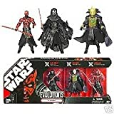 : Star Wars 3.75 Inch Evolutions - The Sith Legacy 3Pk
