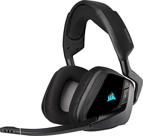 🥇 Corsair VOID ELITE RGB Wireless Gaming Headset