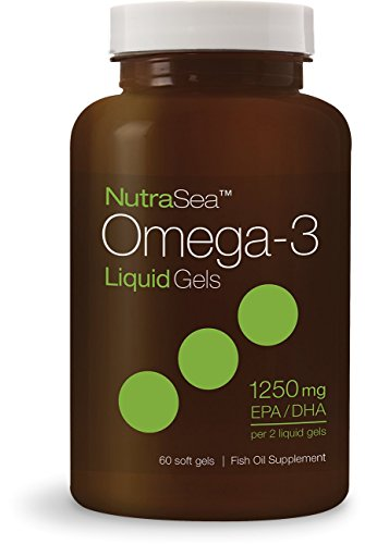 Nature's Way Nutrasea Omega-3 Mint Supplement, 60 ()