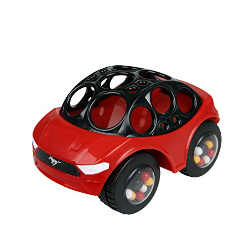 Bright Starts Ford Rattle & Roll Mustang Easy Grasp Push Vehicle
