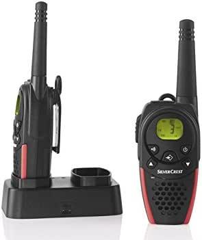 Silvercrest PMR - Dispositivos de radiocomunicación - Set de hasta ...